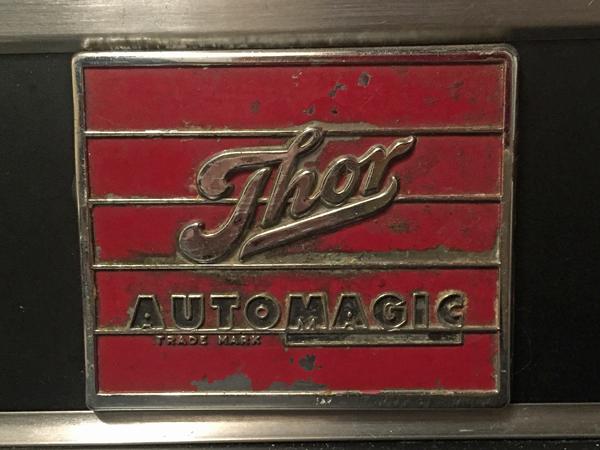 Thor AutoMagic logo.