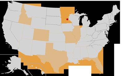 MSP-Map