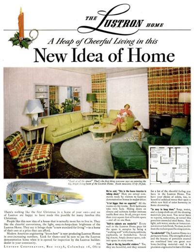 Life Magazine, December 13th, 1948