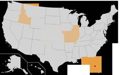Sarasota-Map