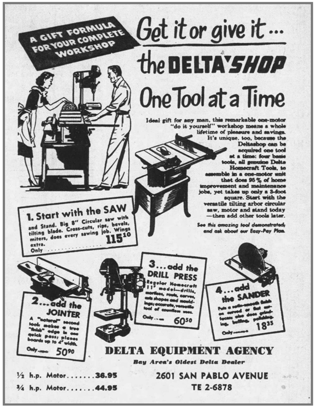 Delta Ad - November 15, 1953, Page 74 - Oakland Tribune