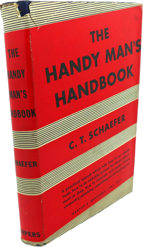 The Handyman's Handbook, via Abe's Books