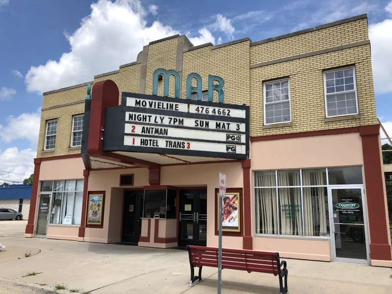 The Mar Theatre in Wilmington.