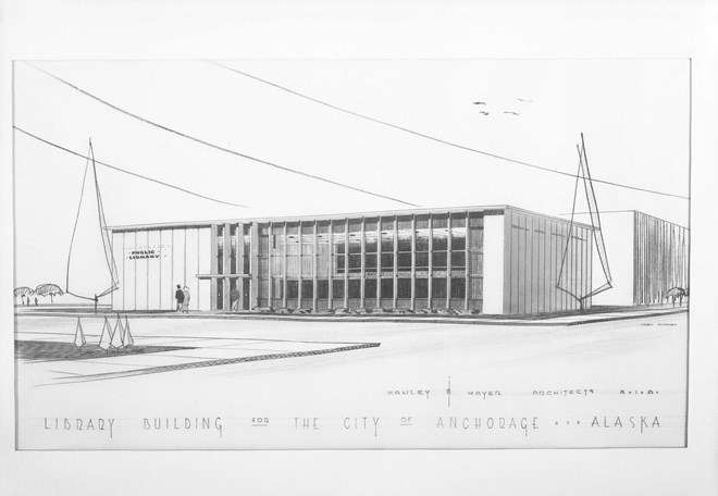 Manley & Mayer rendering of the new public library. (2)