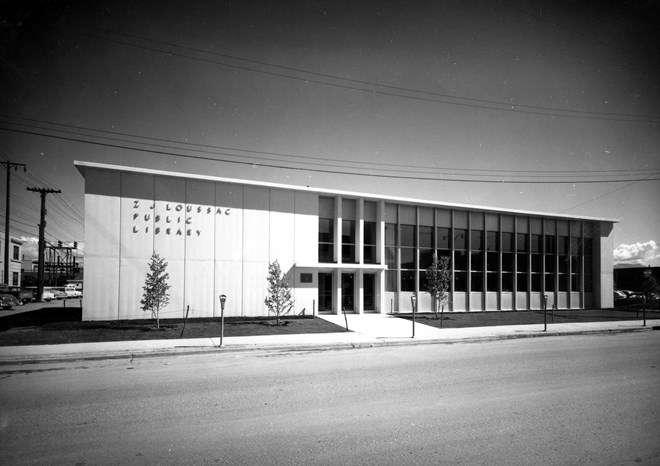 Z.J. Loussac Library. (3)
