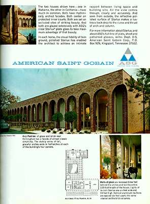 The Ireland House ad for Starlux plate glass by ASG. (20)