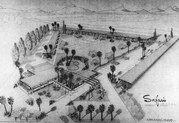 The Safari Resort   design rendering. (6)