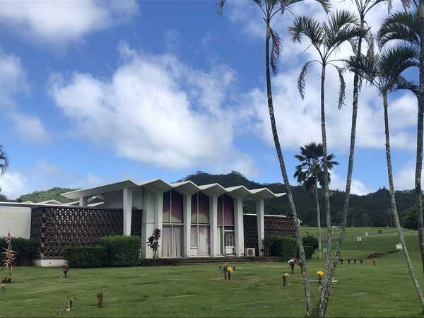 Hawaiian Memorial Park Cemetary