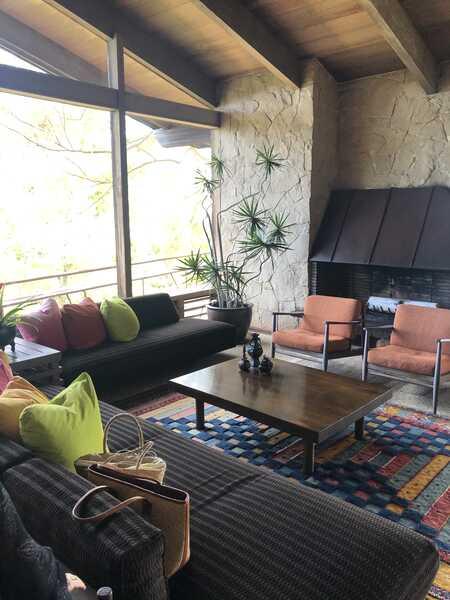 Liljestrand living room