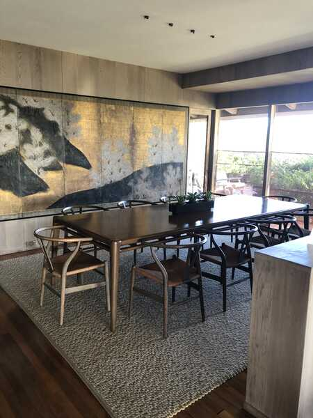 Liljestrand dining room