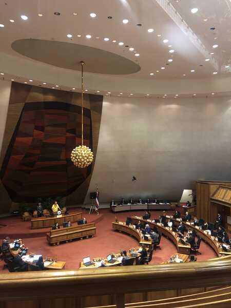 The Hawaii House of Representatives
