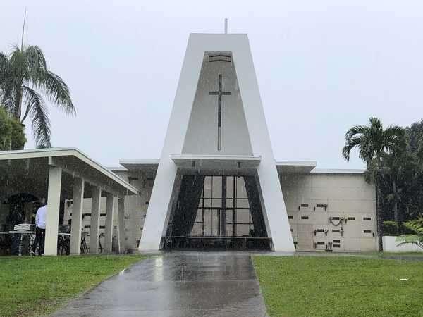 A-Frame Chapel